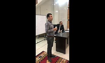رضایت دانشجوی ثروت ساز از ورکشاپ اصفهان