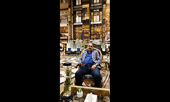 لایو استاد کاشانی کیا در مورد ورکشاپ فروش در مشهد